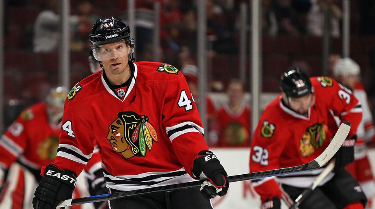 Chicago Blackhawks Kimmo Timonen