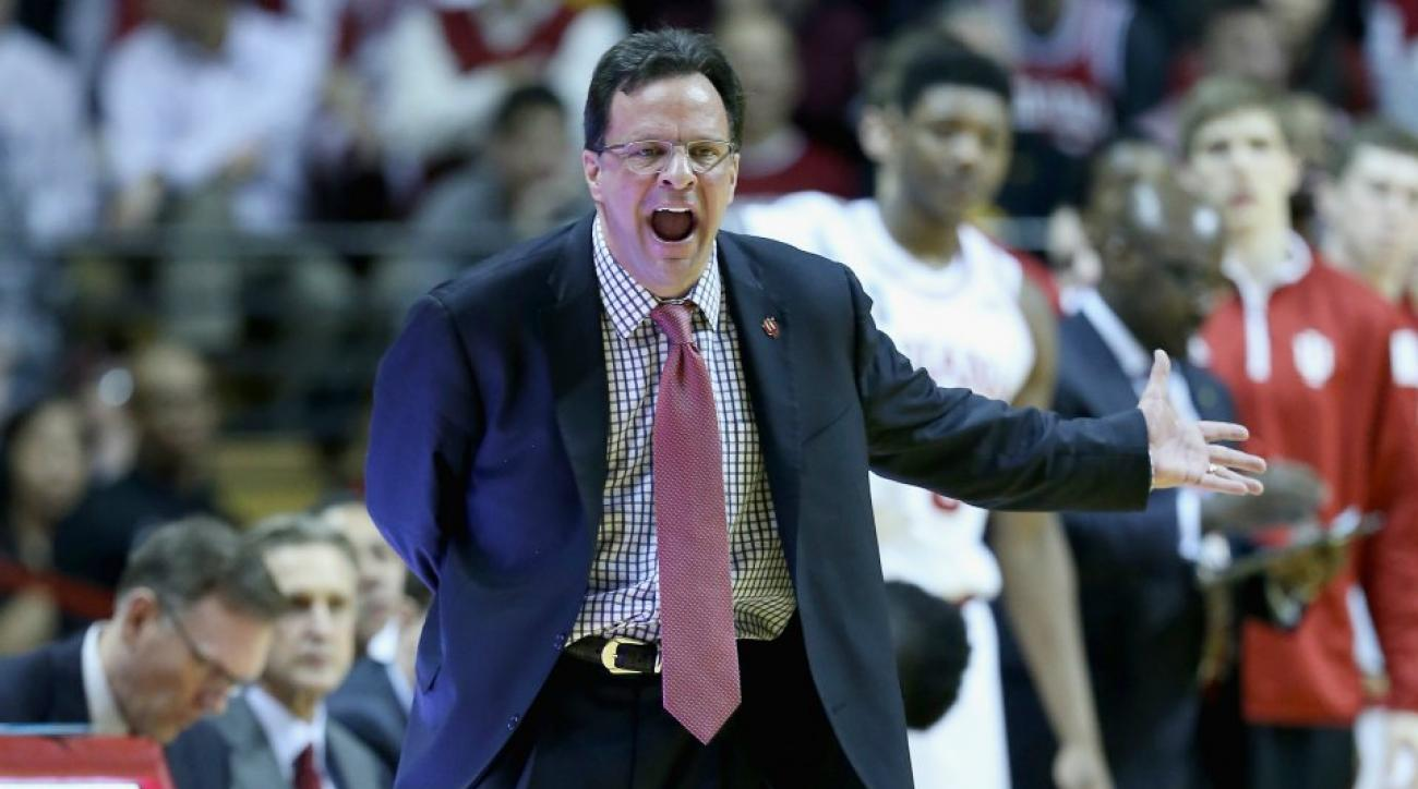 Angry Indiana fans launch Tom Crean buyout clock