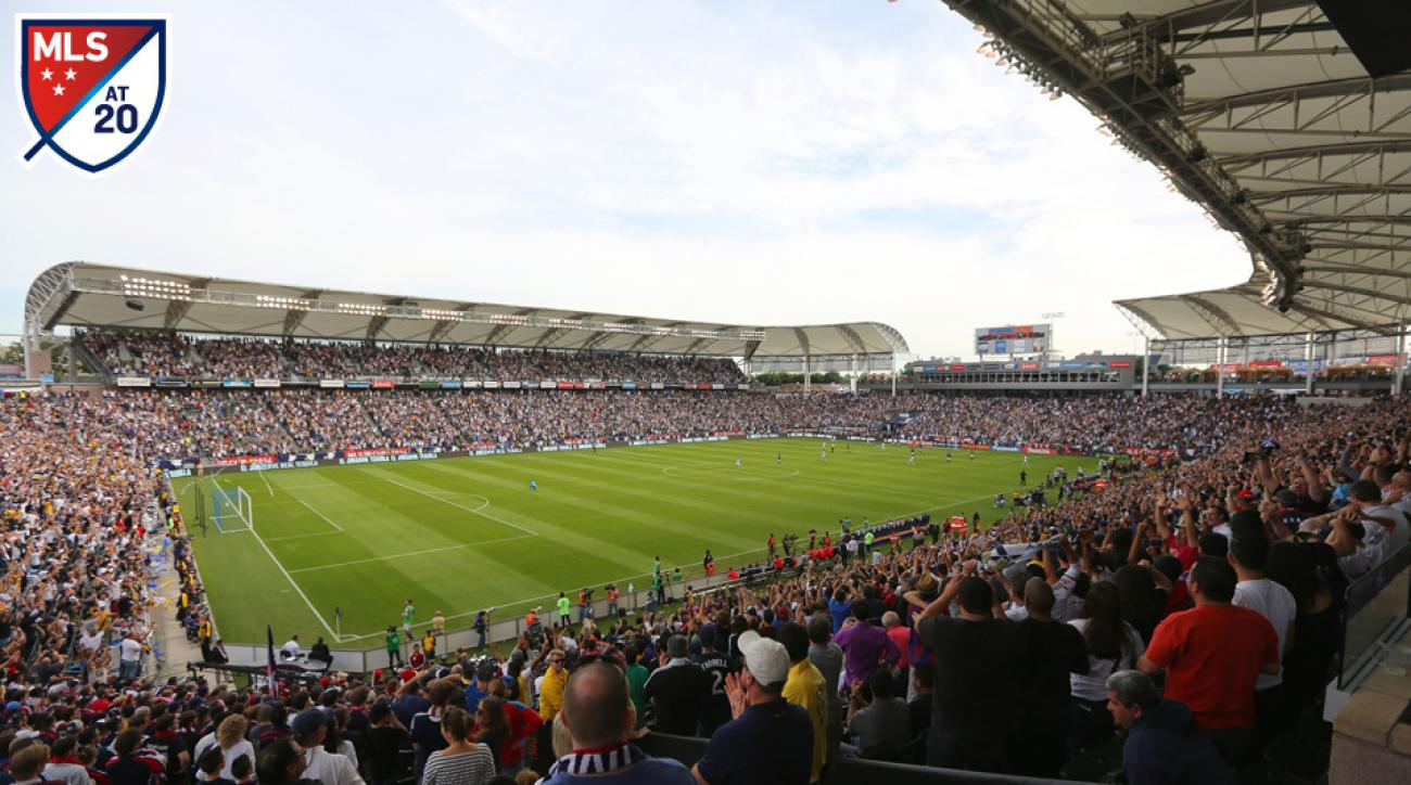 MLS' 20th season will kick off where the 19th one ended: StubHub Center in California, when the defending MLS Cup champion LA Galaxy host the Chicago Fire.