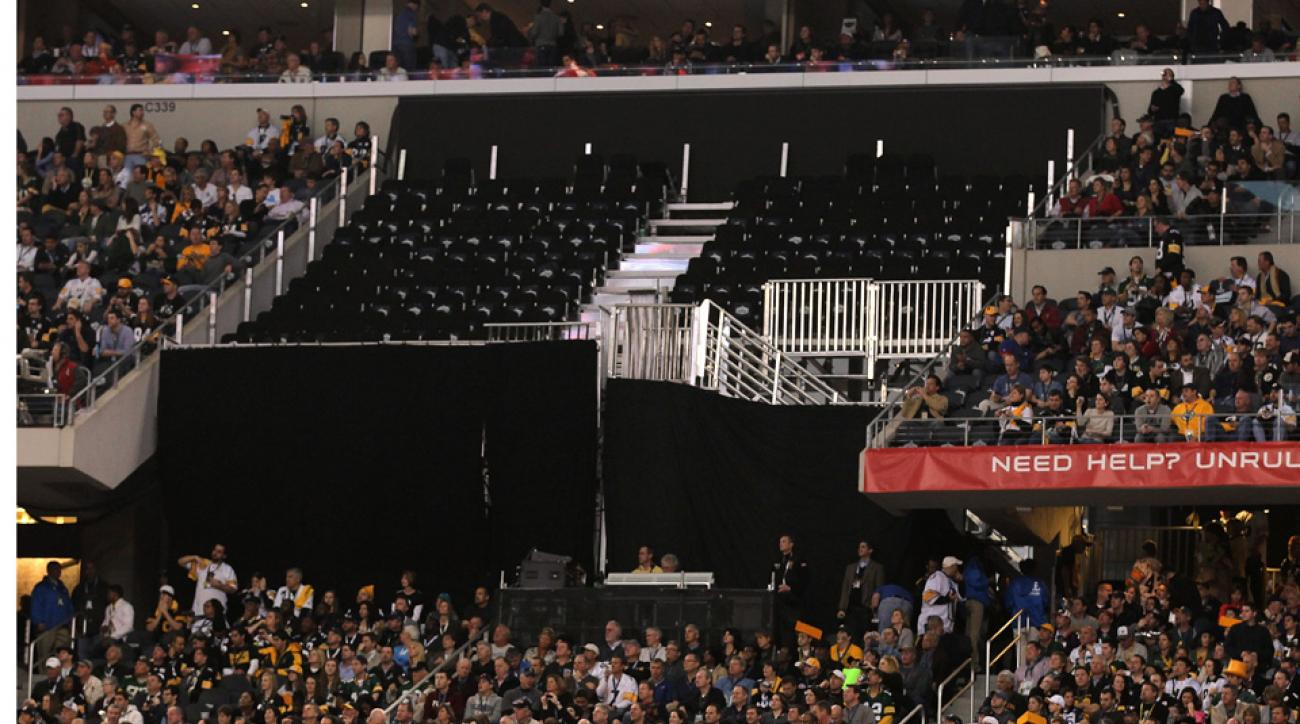 Roger Goodell takes blame for Super Bowl XLV seating issue
