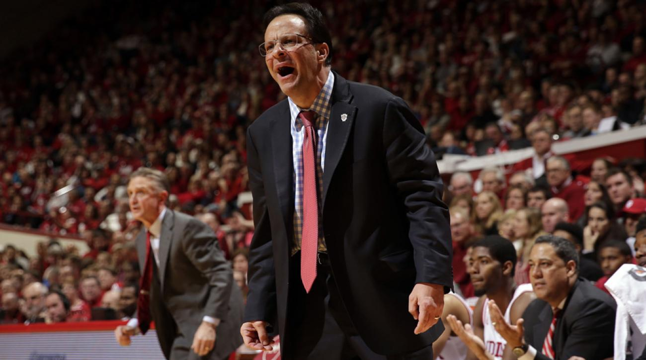 Indiana AD: Tom Crean's job is not in jeopardy