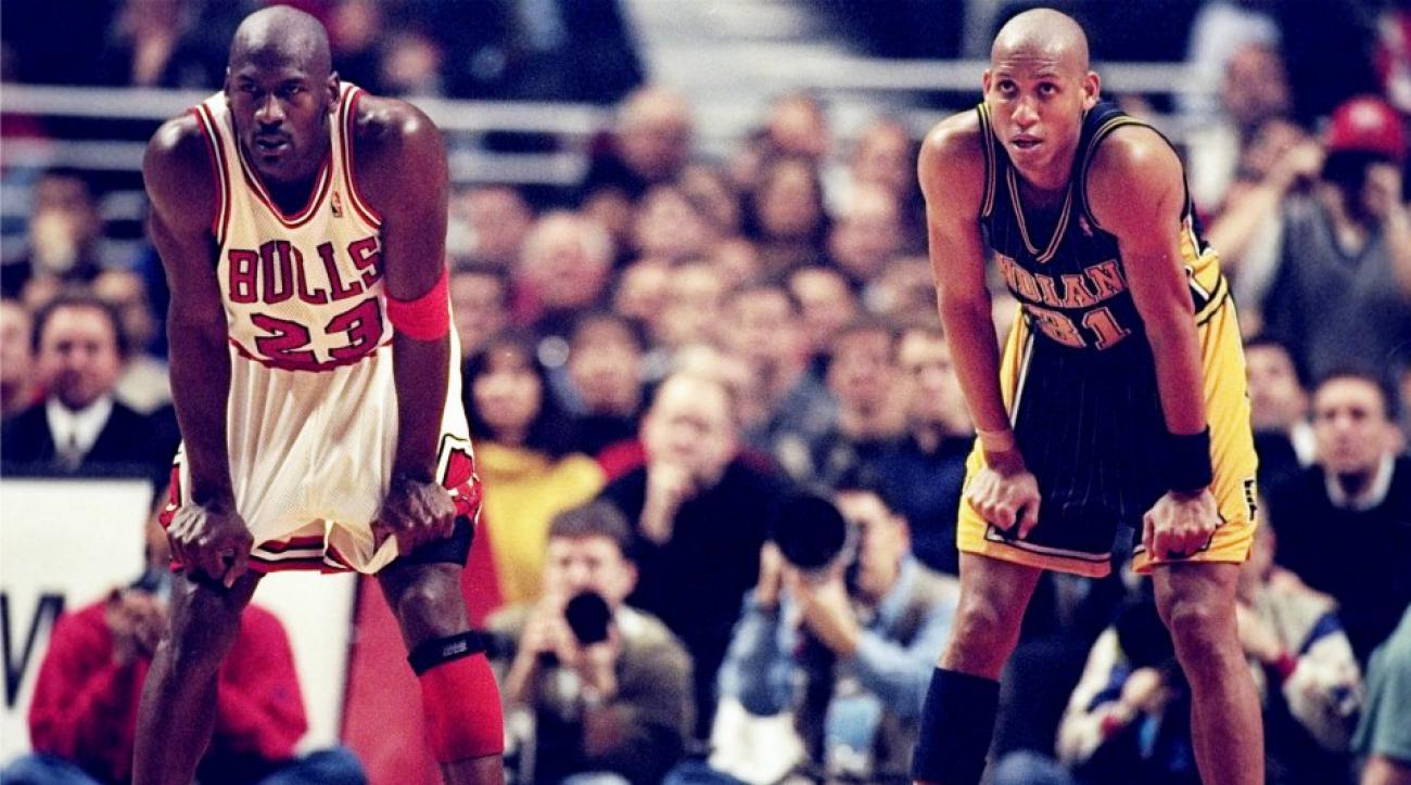 Michael Jordan taught Reggie Miller never to trash talk him