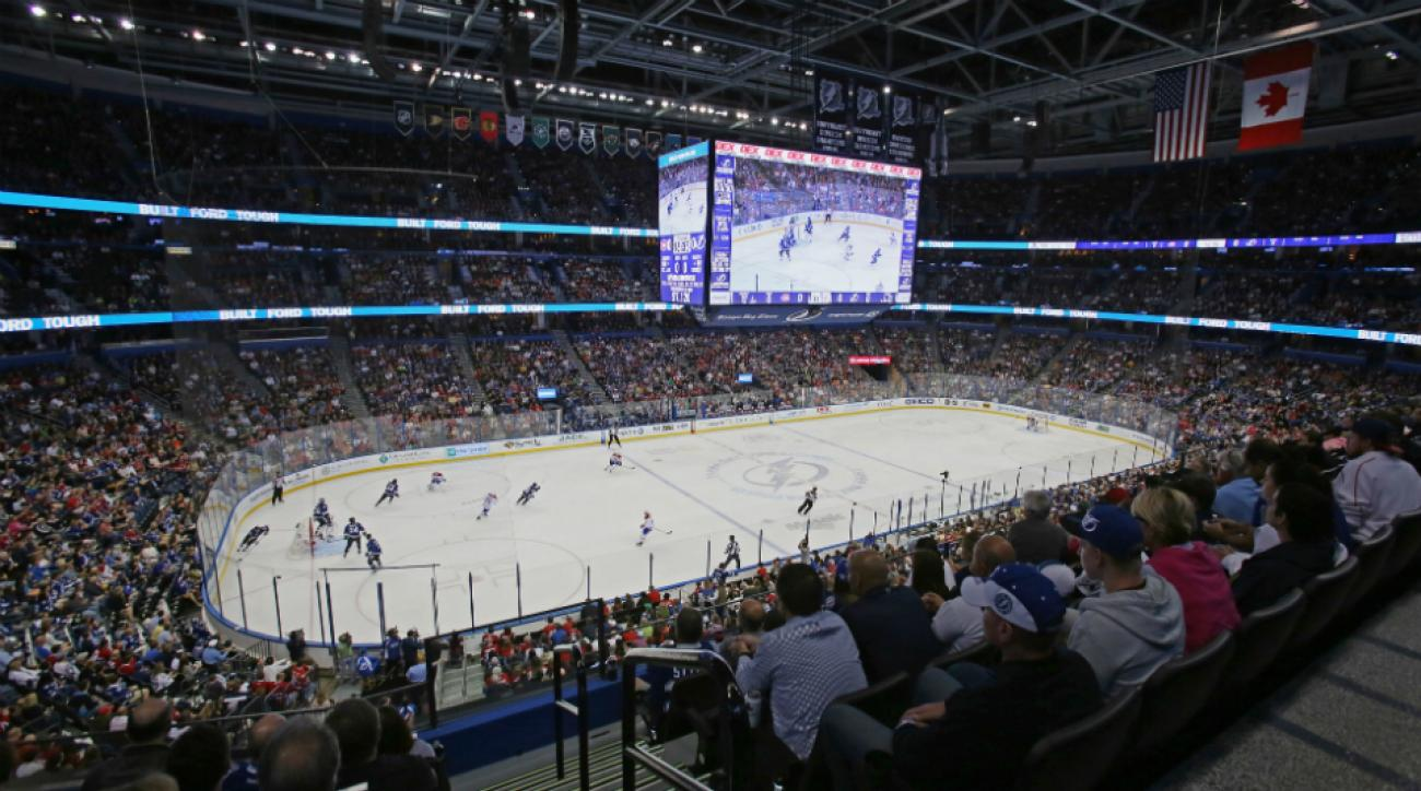 amalie arena renovations