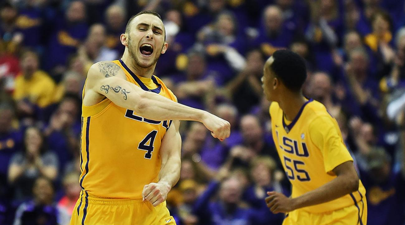 LSU Keith Hornsby