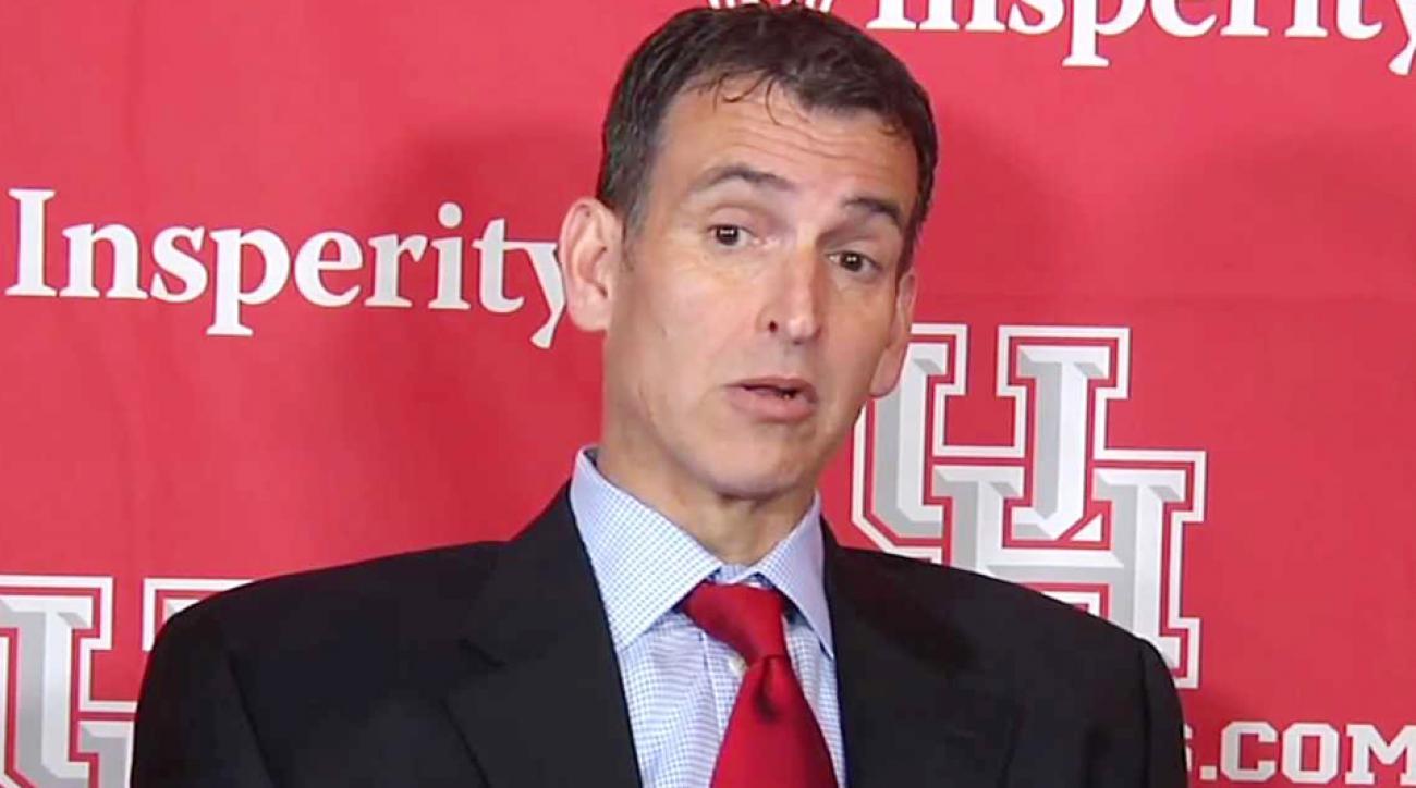 Missouri named Mack Rhoades its new athletic director.