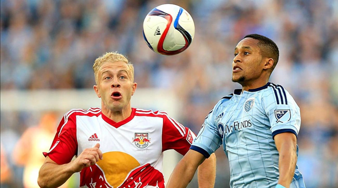 Red Bulls vs. Sporting KC 3-8-15