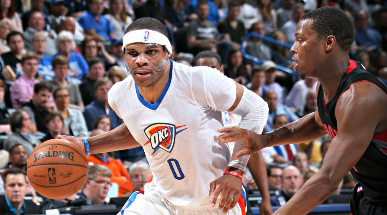 Russell Westbrook S Tear Unlike Anything Nba Has Ever Seen Si Com