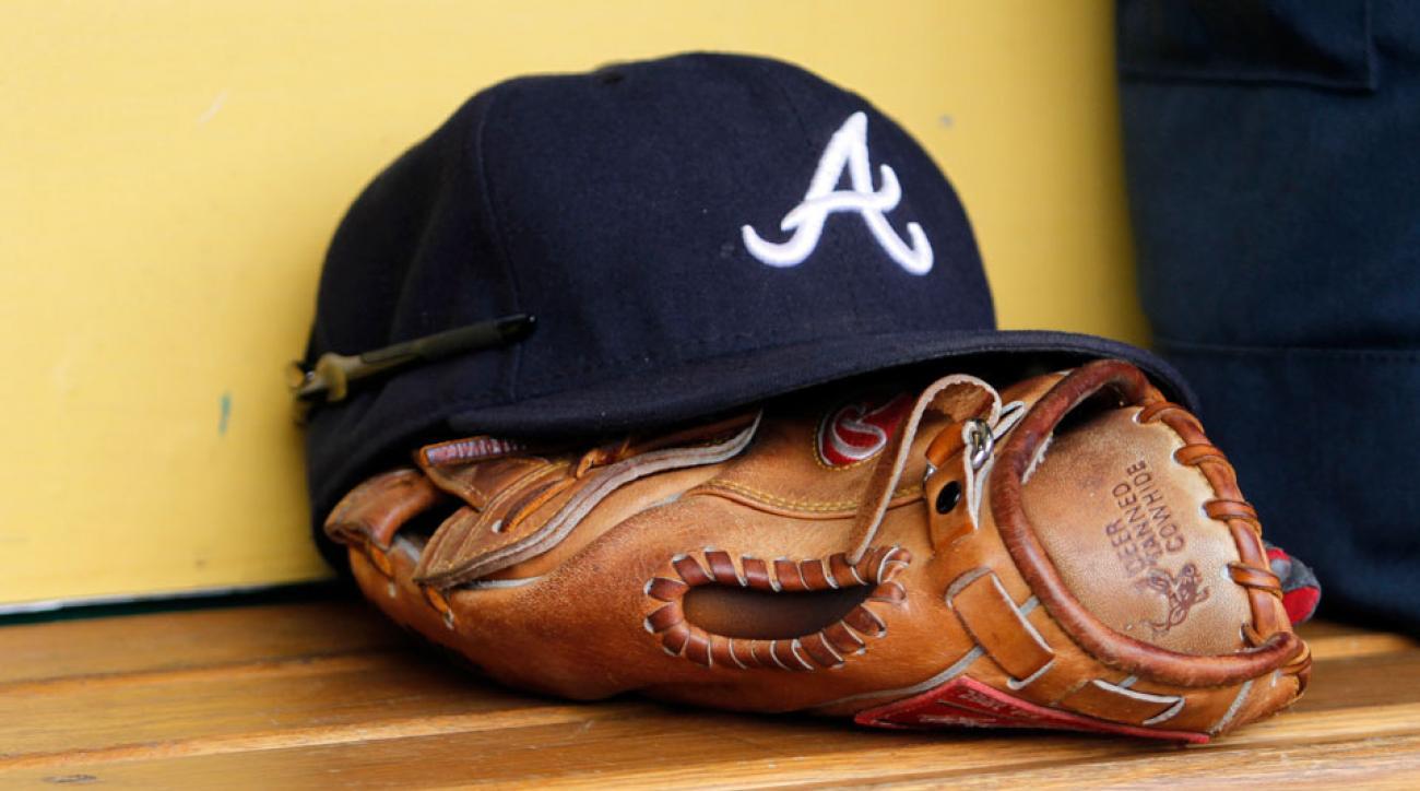 Atlanta Braves spring training no-hitter