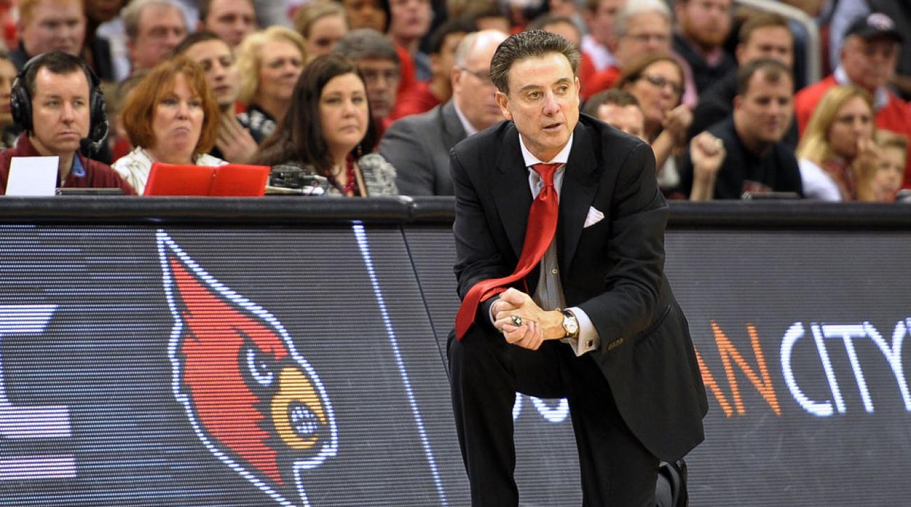 Louisville Rick Pitino