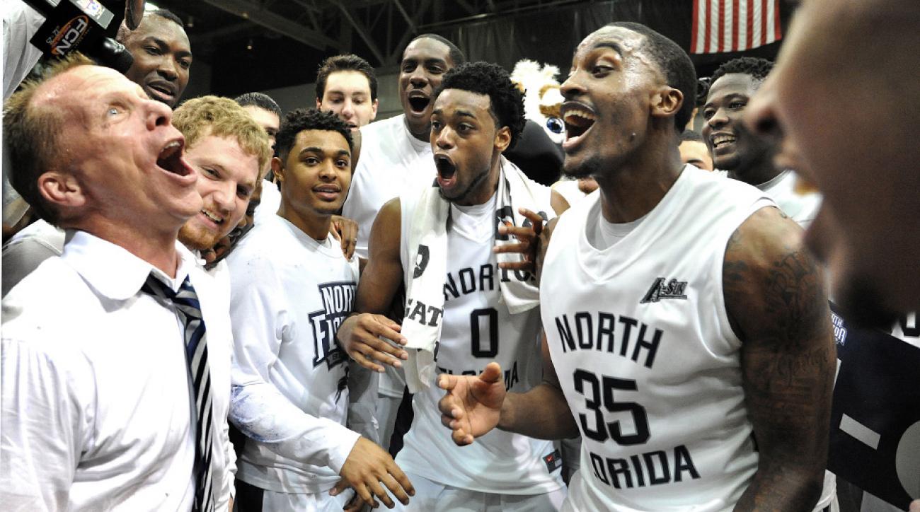 North Florida earns first NCAA tournament bid