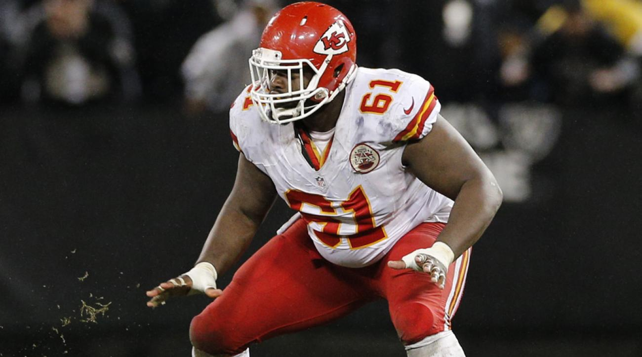Oakland Raiders Rodney Hudson agree to five year deal