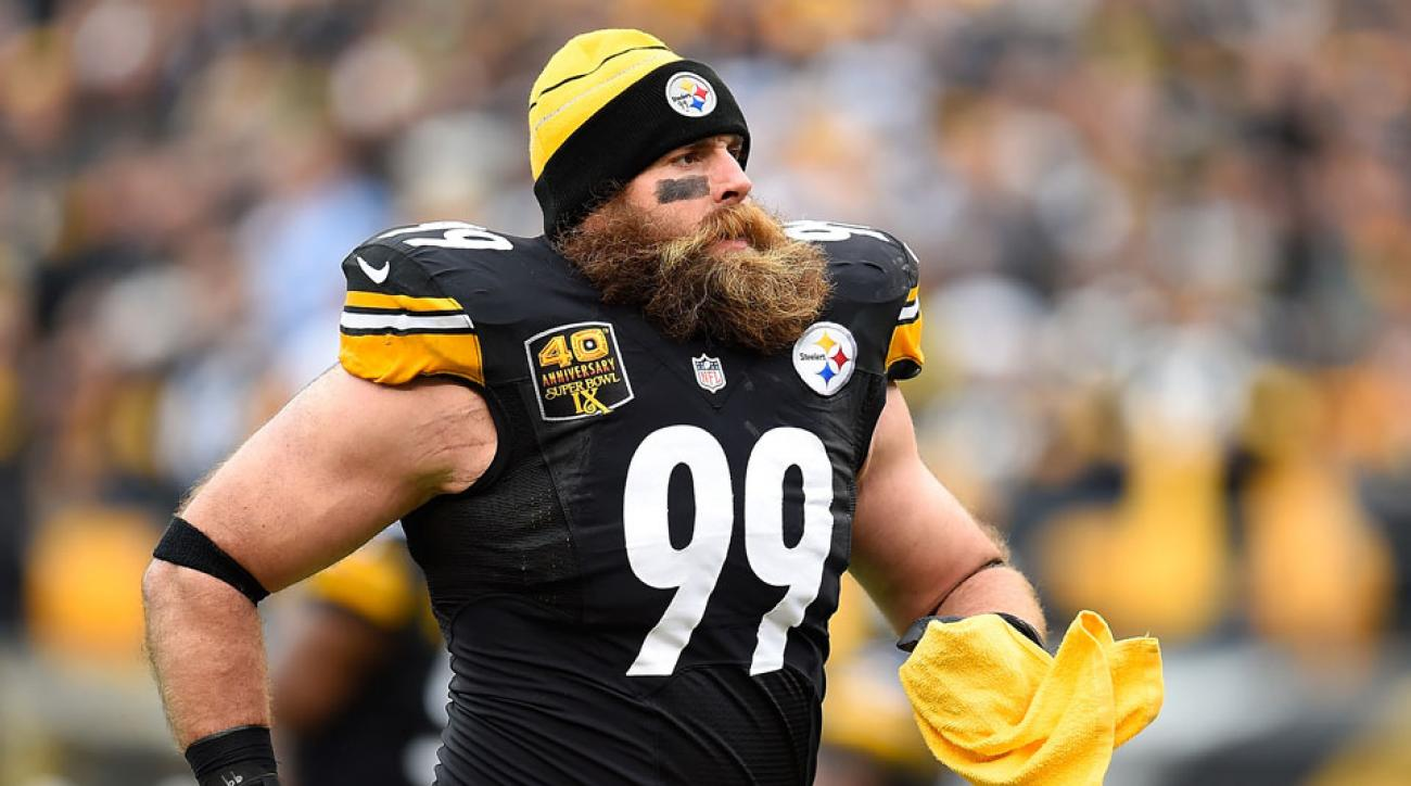 Pittsburgh Steelers cut Brett Keisel