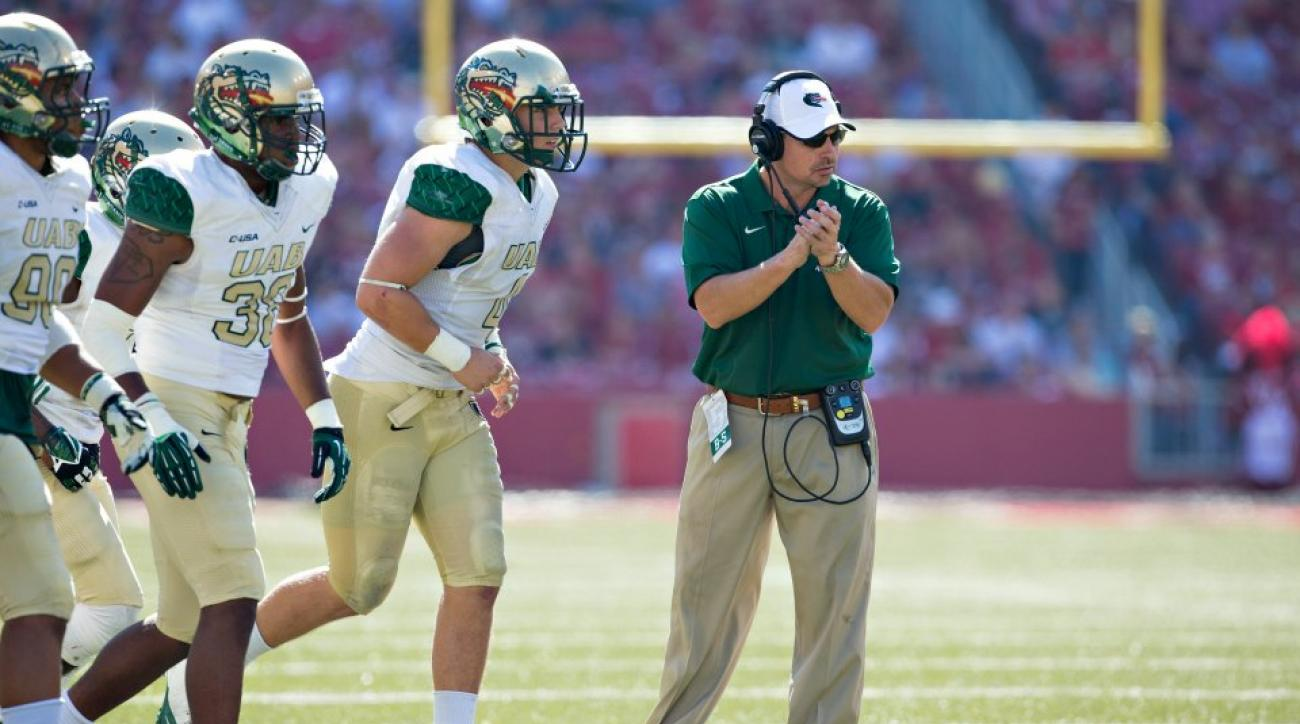 UAB offering 'History of College Football' class after ending football program
