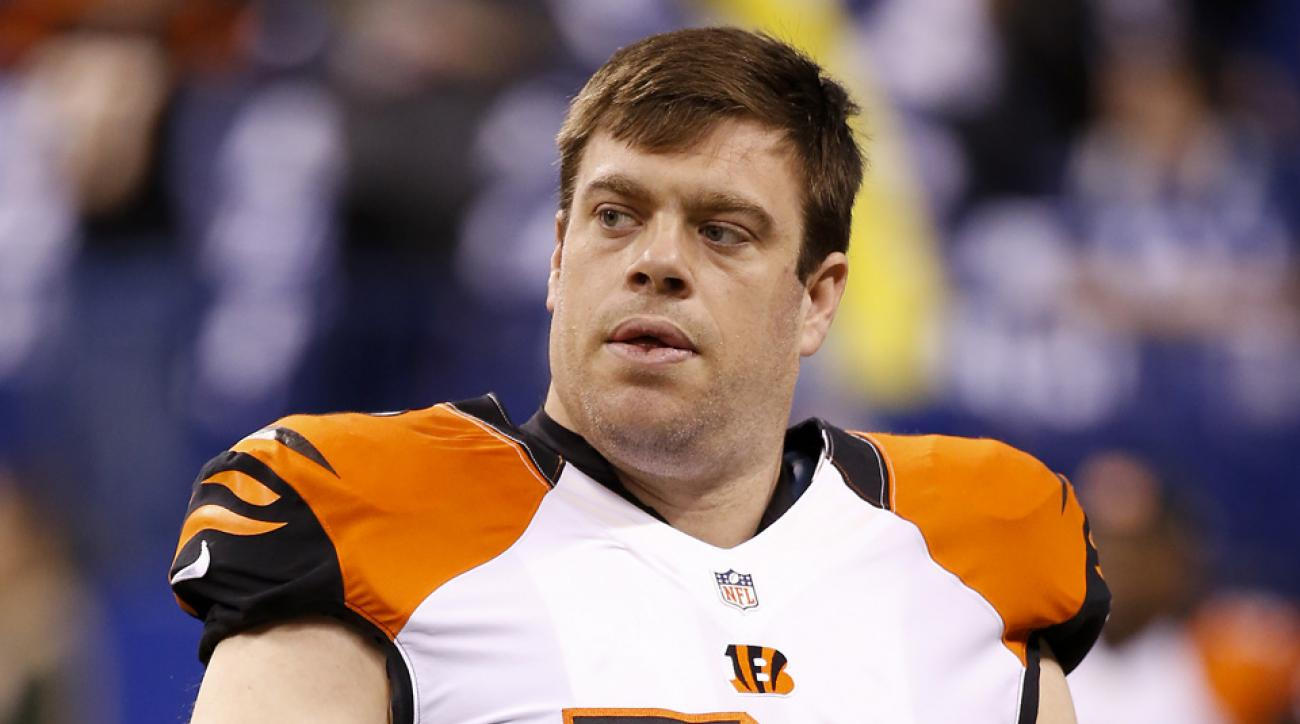 Eric Winston says he is returning to Bengals