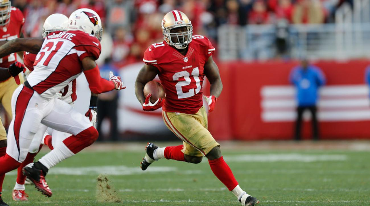 49ers Gore free agent Eagles NFL