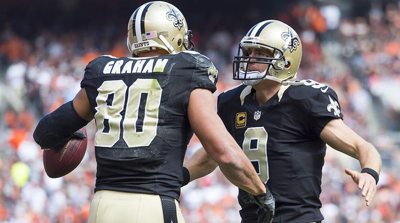 NFL free agency 2015 snaps: Did Drew Brees' contract impact Jimmy Graham deal?