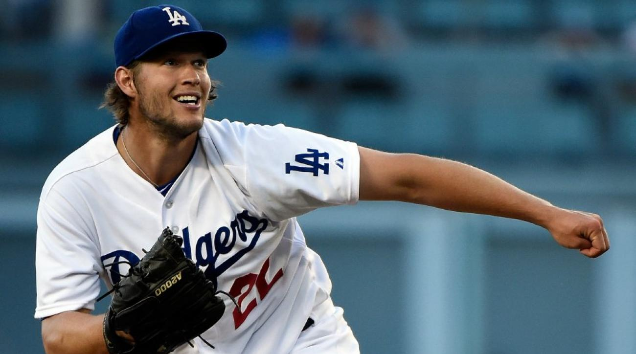 Dodgers pitchers want Apple Watches from Clayton Kershaw