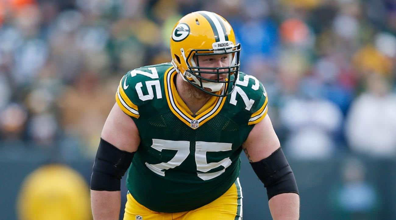Green Bay Packers Bryan Bulaga