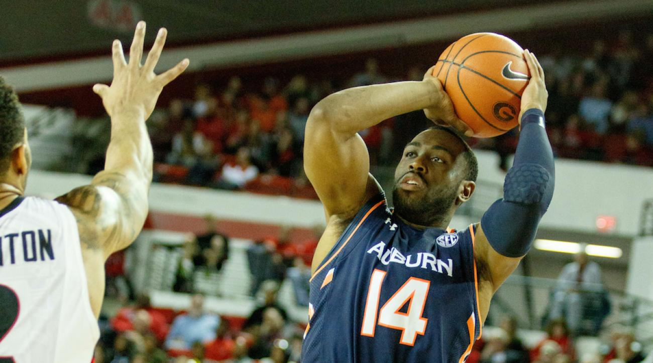 Auburn guard Antoine Mason in a Feb. 14 game vs. Georgia.