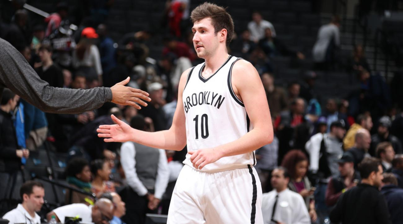 brooklyn nets sergey karasev knee injury