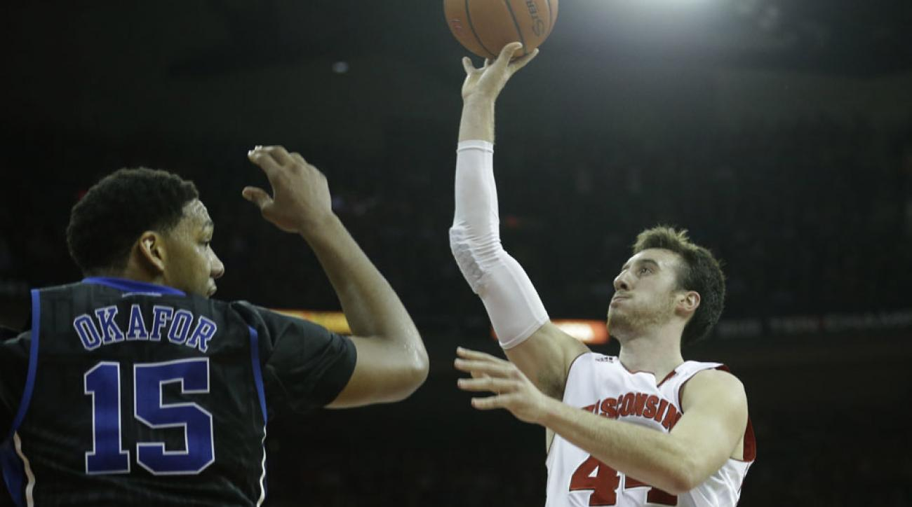 Duke and Wisconsin Headline 2015 2K Classic
