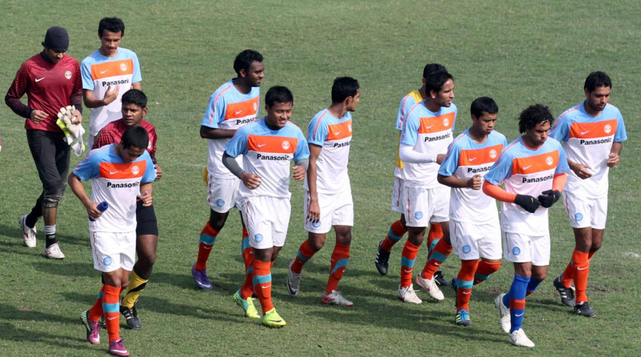India's national team will begin World Cup qualifying on Thursday against Nepal.