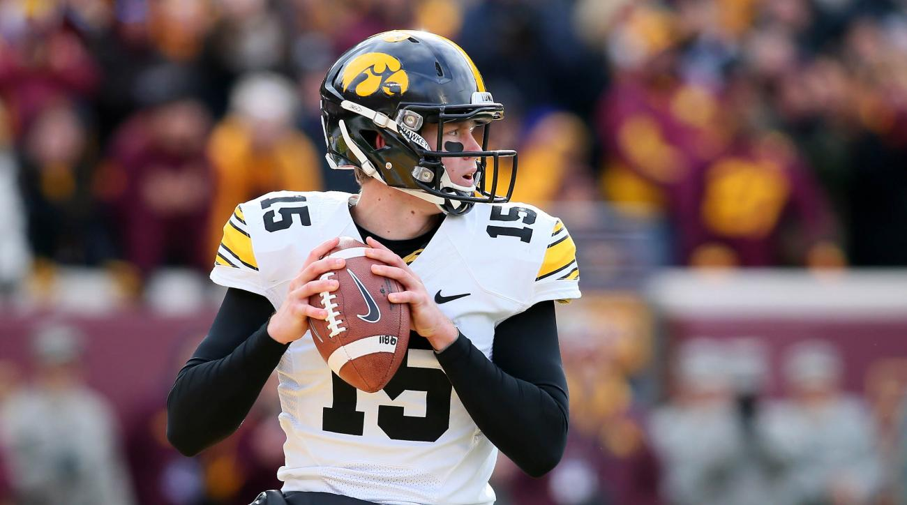Jake Rudock transferring