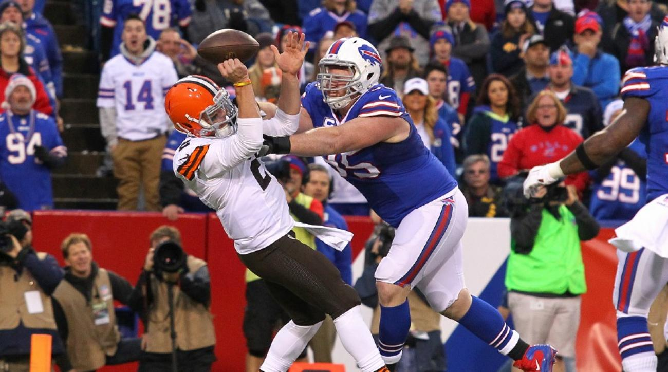 Bills, Kyle Williams sign extension