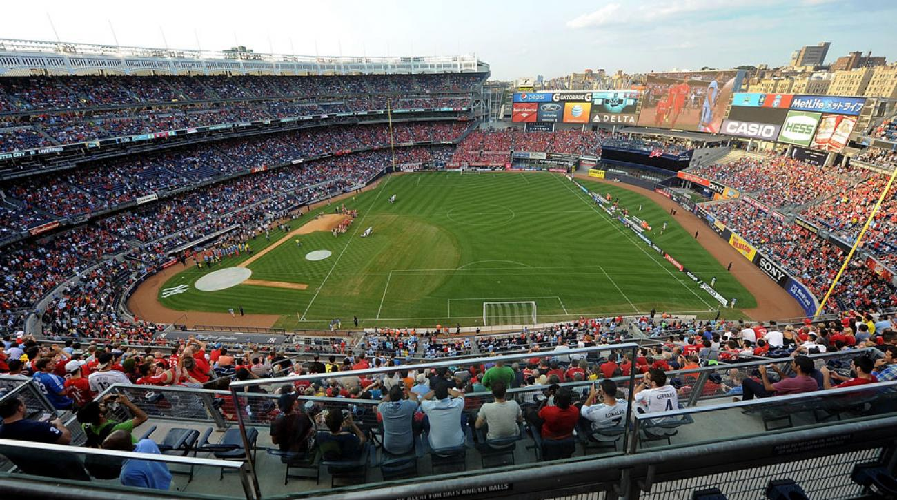 Yankee Stadium NYCFC