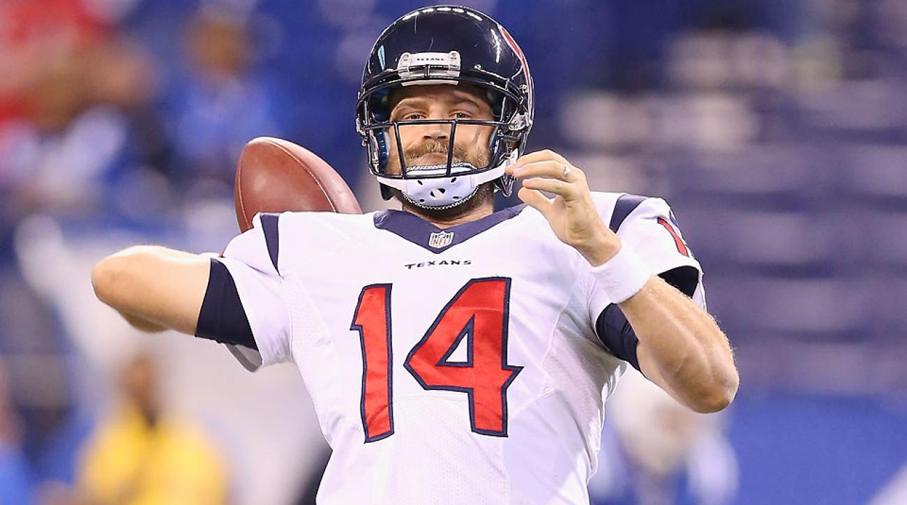 NFL free agency 2015: Have Bills, Texans, Jets, Browns, Eagles, Rams improved at QB?