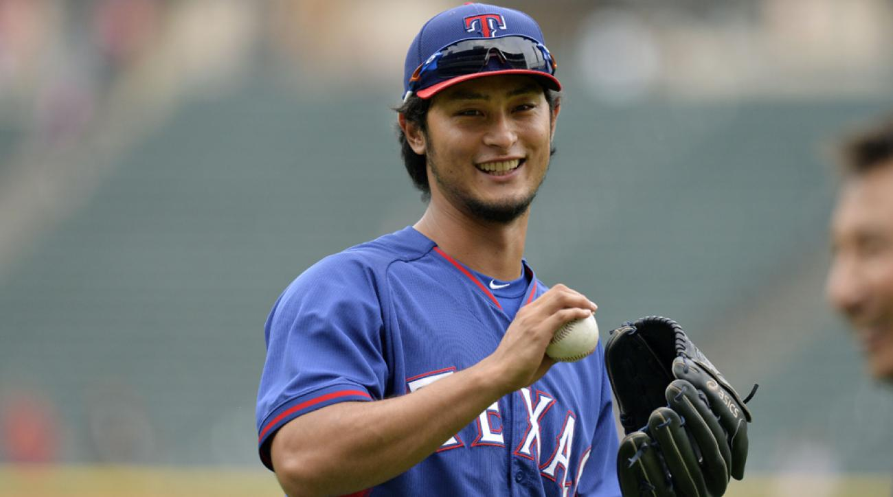 yu darvish injury tommy john surgery rangers