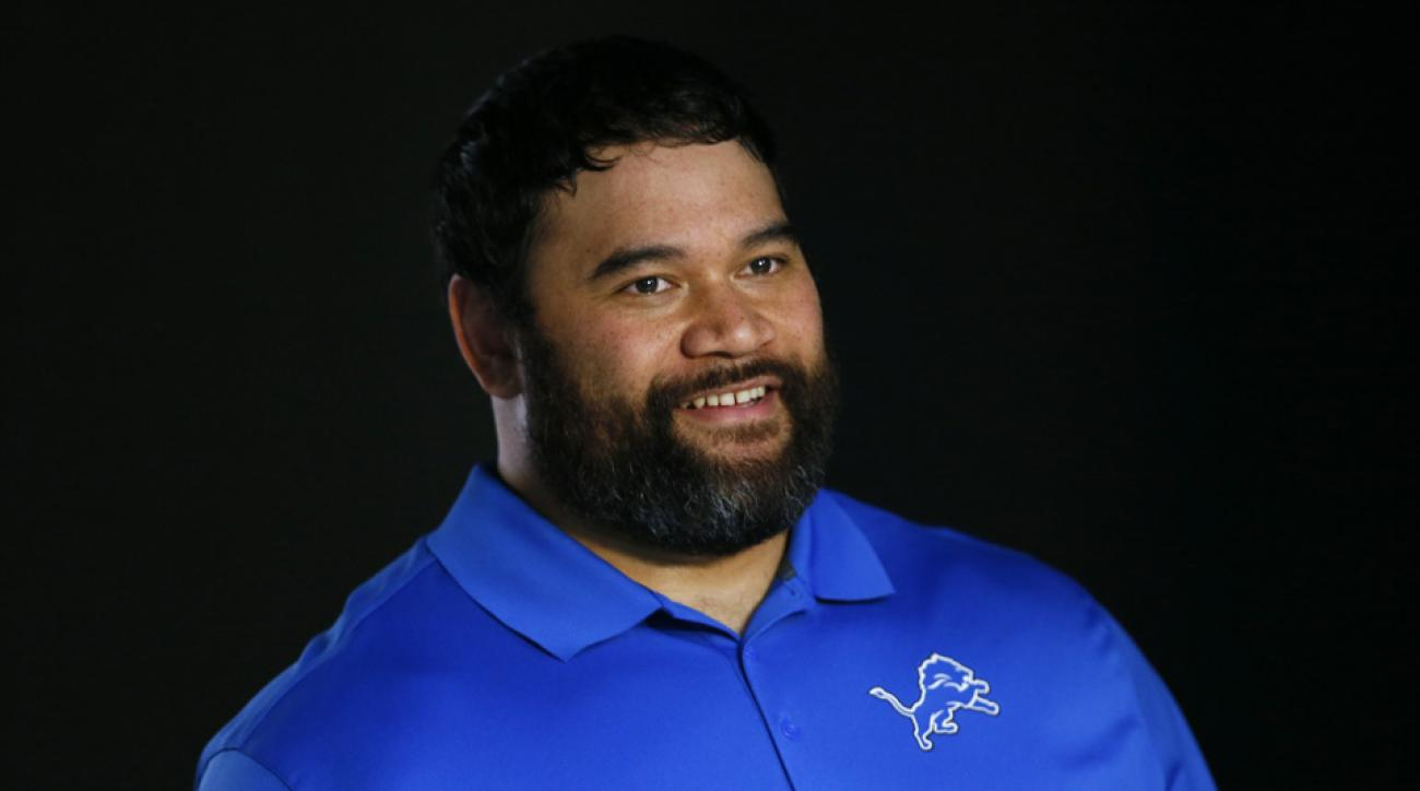 Haloti Ngata: Open to signing deal with Lions