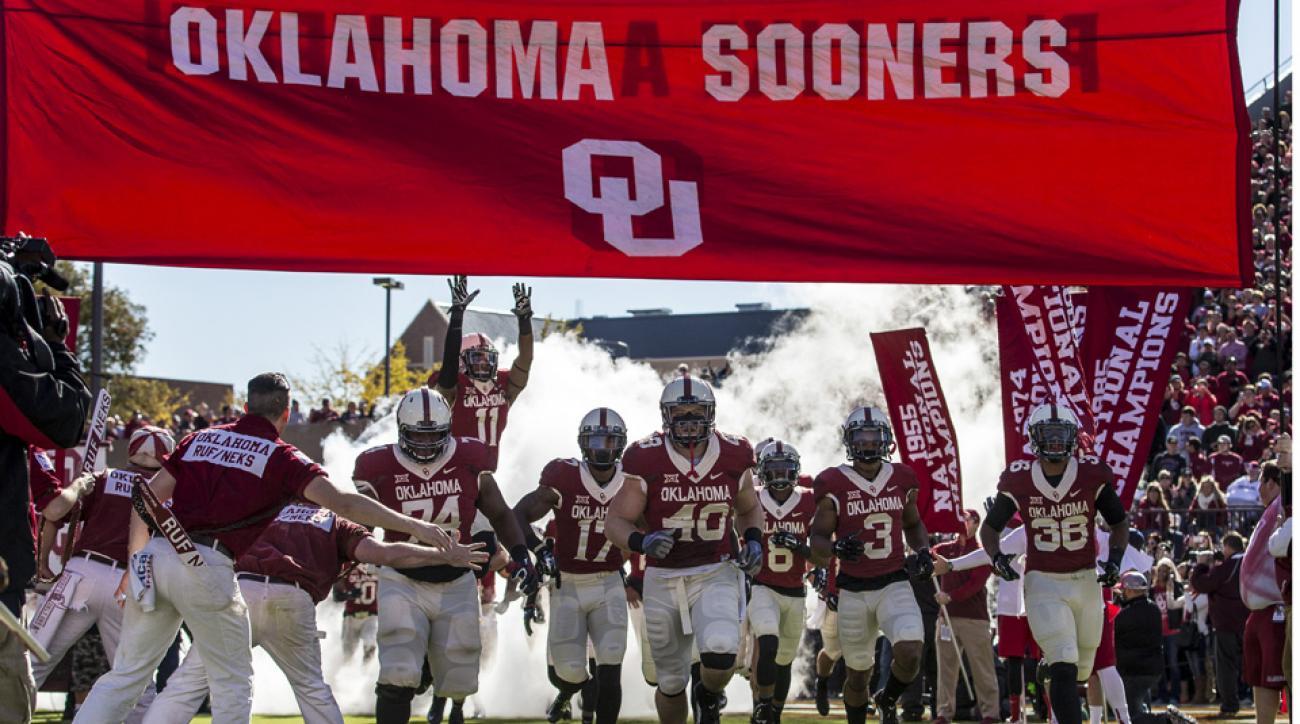 Oklahoma football team releases statement on racist video