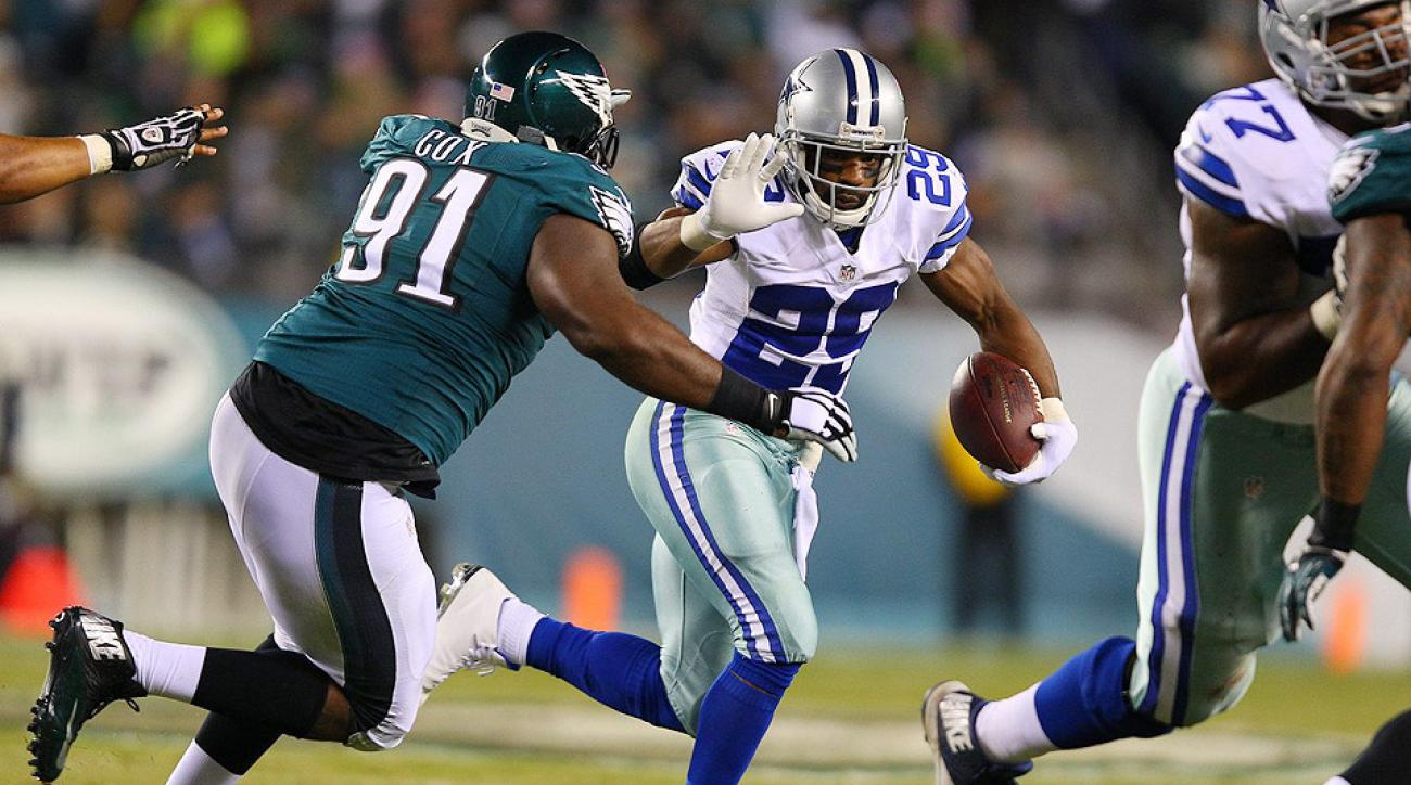 Philadelphia Eagles sign DeMarco Murray from Dallas Cowboys