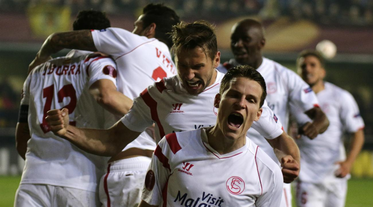 Sevilla Villarreal Europa League Round of 16 recap