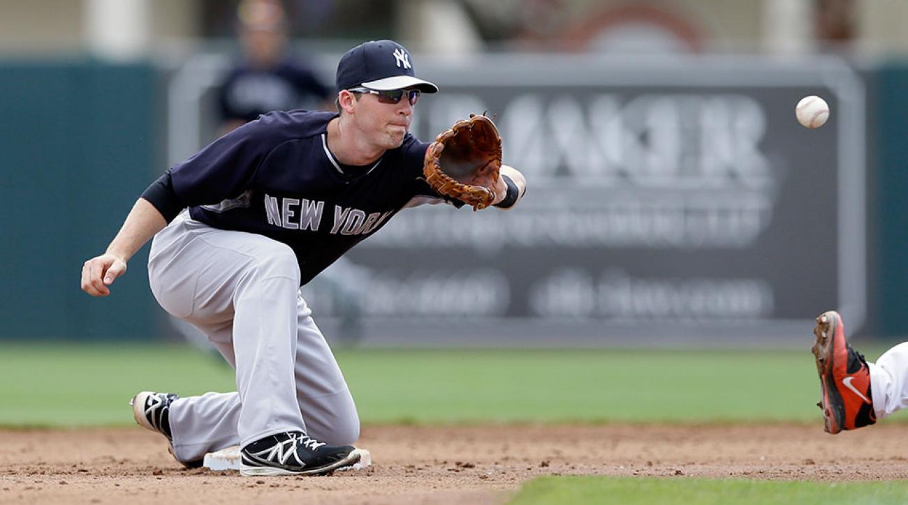 New York Yankees Stephen Drew