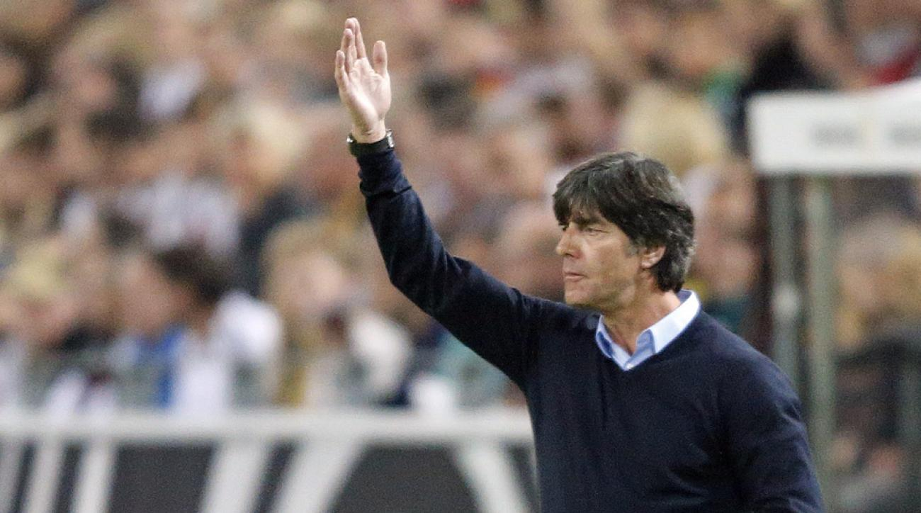 Germany extends Joachim Loew's contract