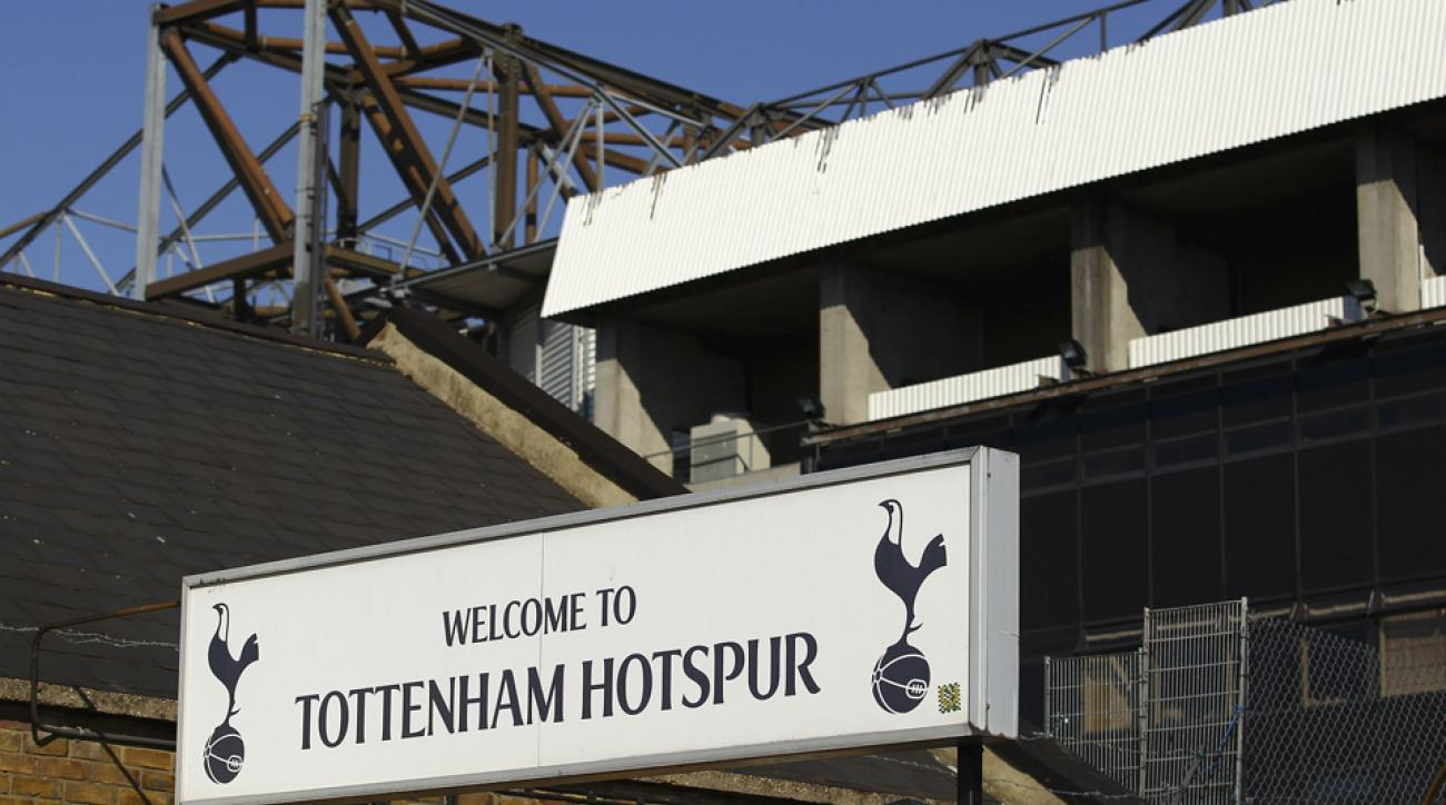 new tottenham stadium building approval