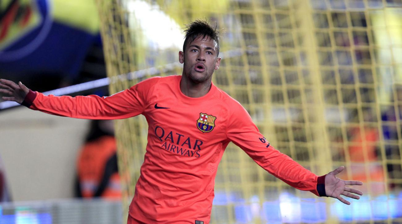 Barcelona presidents indicted over Neymar transfer