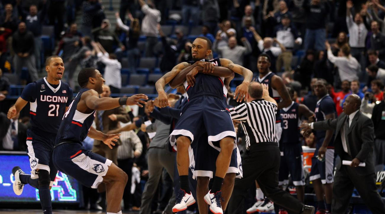 UConn Cincinnati Ryan Boatright AAC tournament