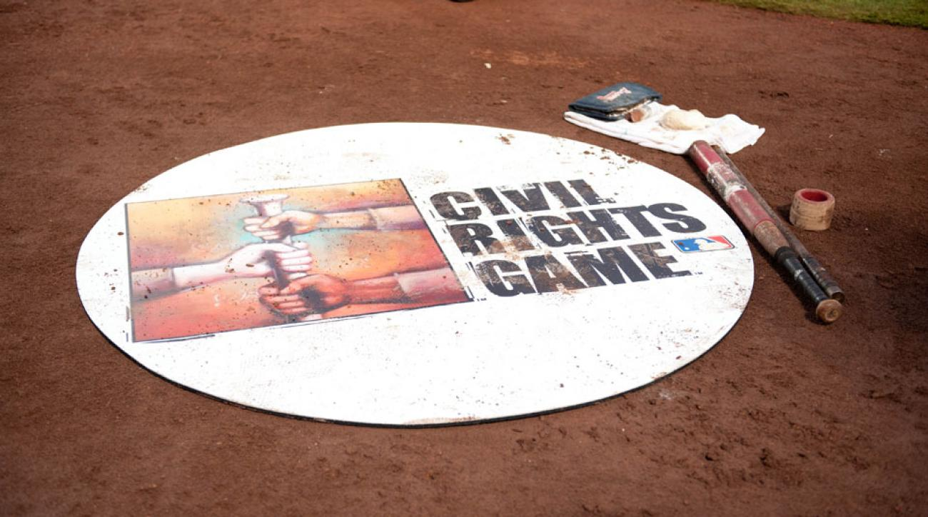 MLB Civil Rights Game 2015