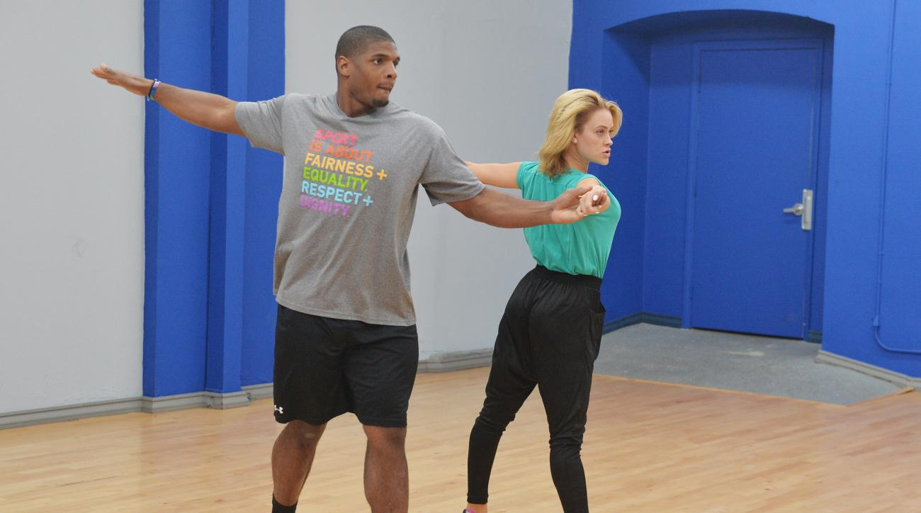 Michael Sam Dancing with the Stars