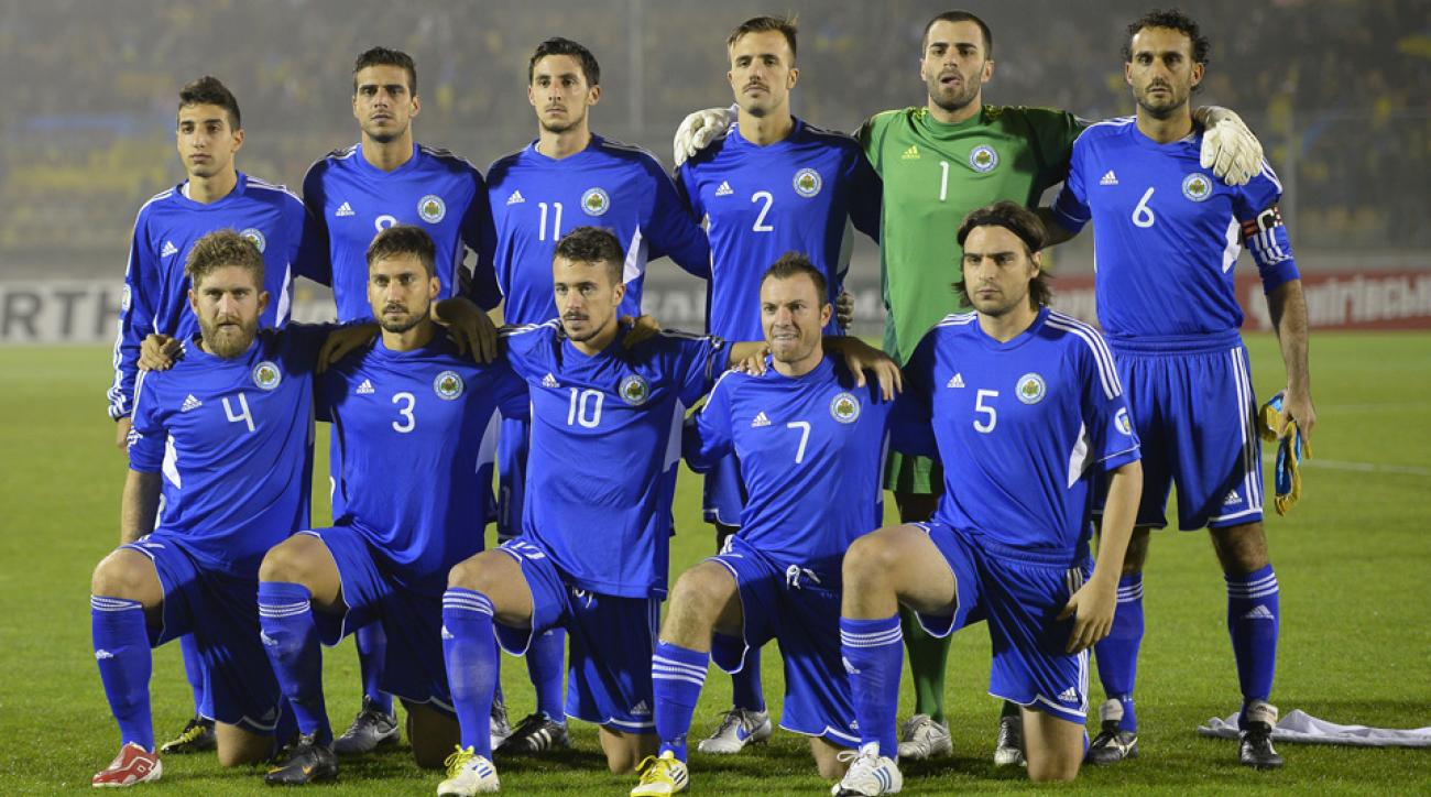 san marino national team strike euro 2016