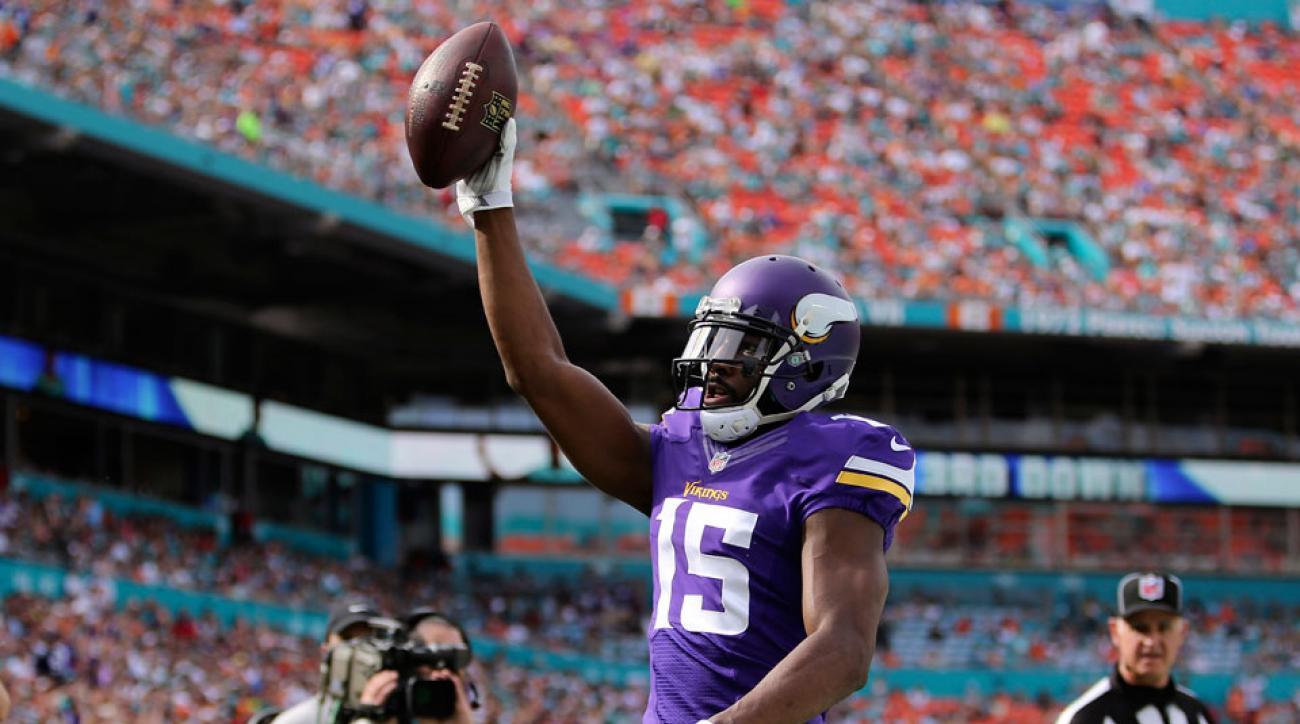 Minnesota Vikings cut Greg Jennings