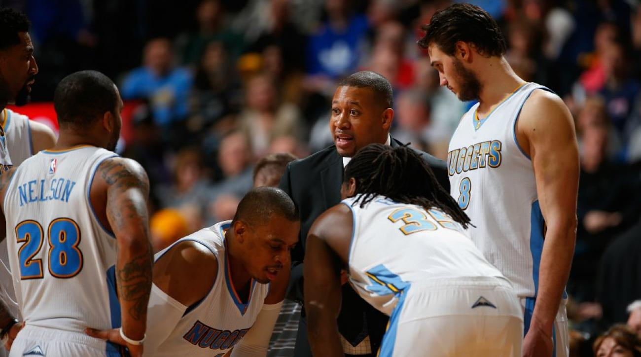 Nuggets owner's dog's ACL tear led to resting starters... sort of