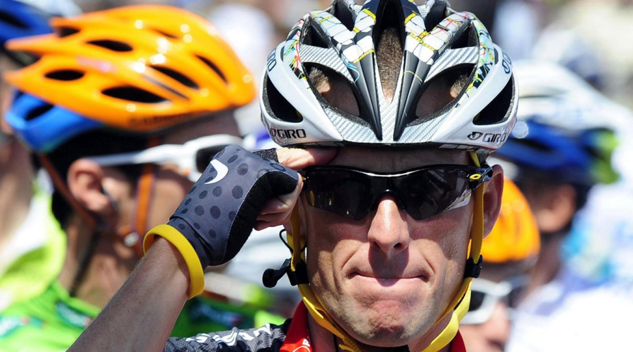 Lance Armstrong urged not to ride in charity event