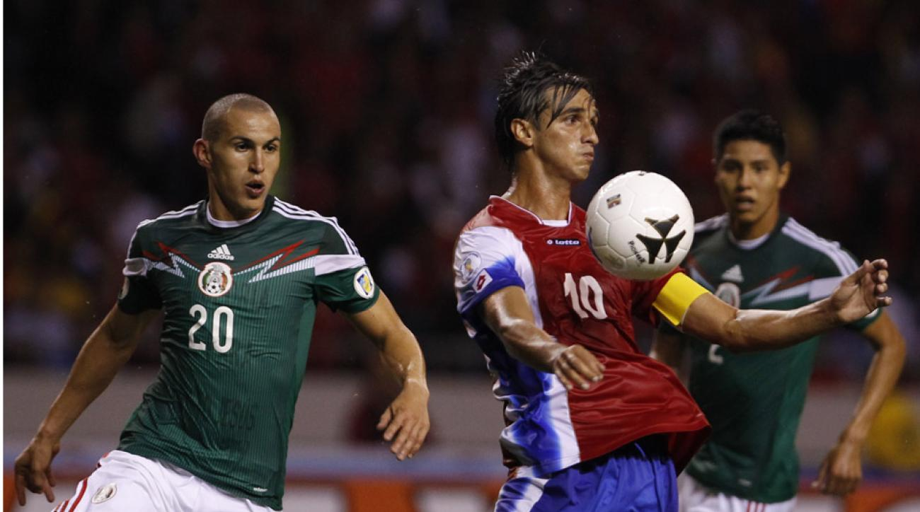Mexico to play Costa Rica in June friendly