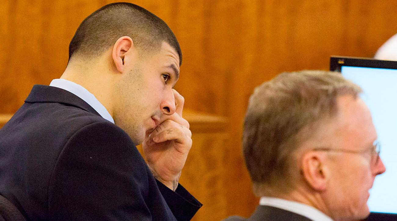 Aaron Hernandez trial: Footwear impressions at center of Day 29