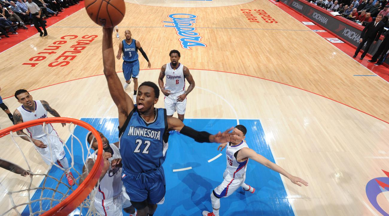 Andrew Wiggins fantasy basketball picks