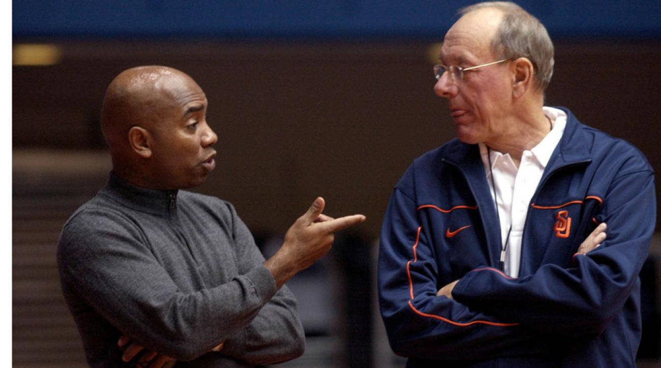 Daryl Gross out as AD at Syracuse